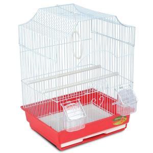 Клетка для птиц Triol A4002G, размер 35х28х46см.