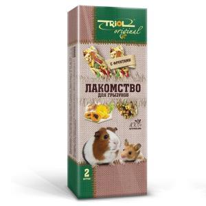 Корм для грызунов Triol Original, фрукты, зерна, семена