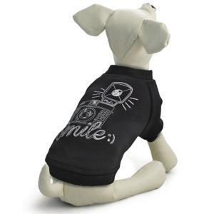 Толстовка для собак Triol TR116S S, черный