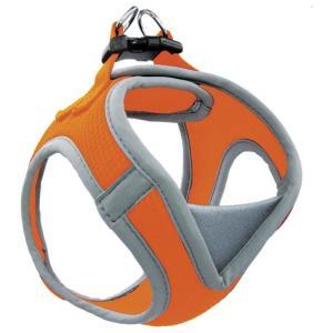 Шлейка для собак Triol HL029S S, оранжевый