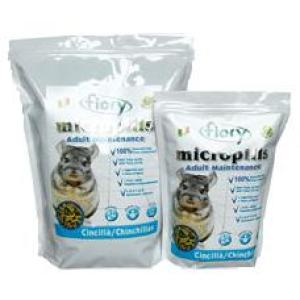 Корм для шиншилл Fiory Micropills Chinchillas, 2.1 кг, травы