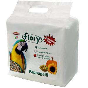 Корм для попугаев Fiory Pappagalli, 2.9 кг, злаки, семена