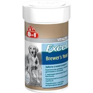 Пивные дрожжи для кошек и собак 8 in 1 Excel, 780 таб.