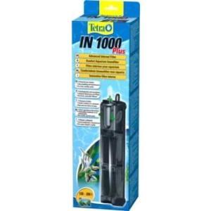 Внутренний фильтр для аквариумов Tetra  IN 1000 Plus, размер 38x12x12см.