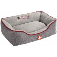 Фотография товара Софа для собак Hunter University S S, 1 кг, размер 40х60x20см., серый