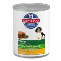 Фотография товара Корм для щенков Hill's Puppy Healthy Development, 370 г, Курица