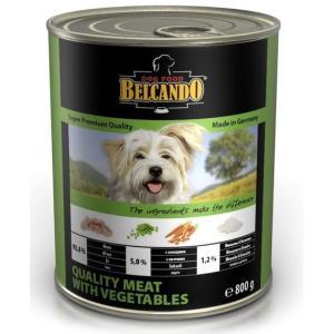 Корм для собак Belcando, 800 г, мясо с овощами