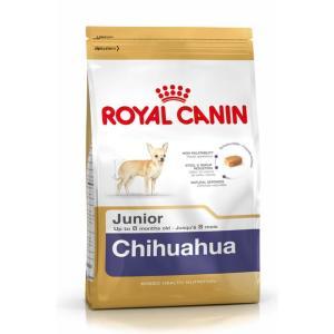 Корм для щенков Royal Canin Chihuahua Junior, 1.5 кг