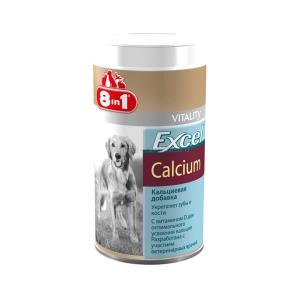 Витамины для собак 8 in 1 EU Excel Calcium XL