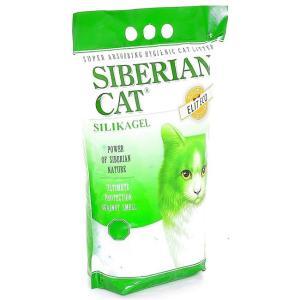 Наполнитель для кошачьего туалета Сибирская кошка Elit Eco, 3.7 кг, 8 л