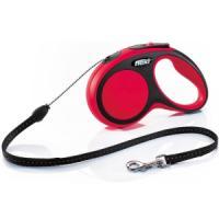 Фотография товара Рулетка для собак Flexi Flexi New Comfort S, красный