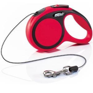 Рулетка для собак Flexi New Comfort XS, красный