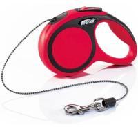 Фотография товара Рулетка для собак Flexi New Comfort XS, красный