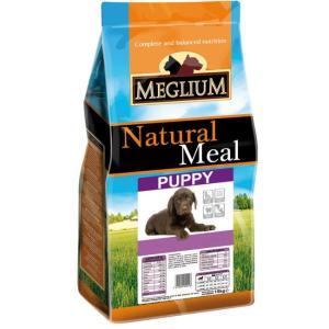 Корм для щенков MEGLIUM Dog Puppy, 15 кг, говядина с курицей
