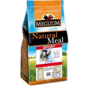 Корм для собак MEGLIUM Dog Sport, 15 кг, курица