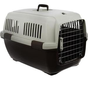 Переноска для собак и кошек Marchioro Clipper Cayman, размер 3, размер 64х43х43см., бежево-коричневый