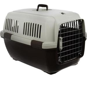 Переноска для собак и кошек Marchioro Clipper Cayman, размер 2, размер 57х37х36см., бежево-коричневый