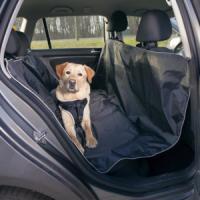 Фотография товара Автомобильный чехол для собак Trixie, размер 145х160см., черный