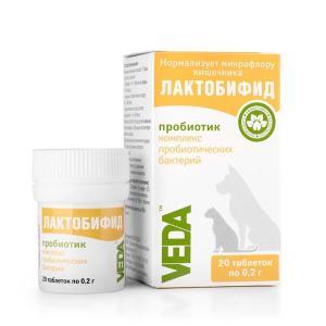 Пробиотик для собак и кошек Веда