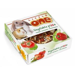 Лакомство для грызунов Little One Vegetable pizza