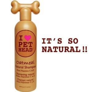 Шампунь для собак Pet Head Натуральный