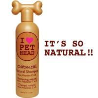 Фотография товара Шампунь для собак Pet Head Натуральный, 354 г