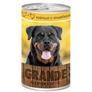 Корм для собак Vita Pro Grande, 1.25 кг, курица с индейкой