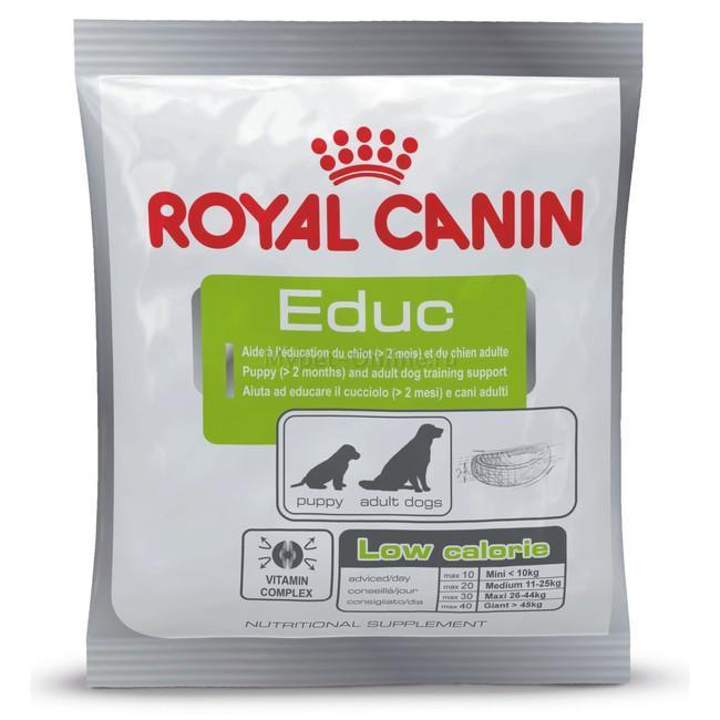 Лакомство для собак Royal Canin Educ, 50 г - Интернет зоомагазин MyPet-Online.ru