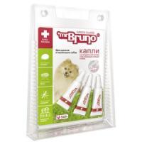 Фотография товара Капли для щенков и маленьких собак Mr. Bruno Green Guard