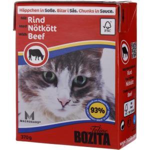 Корм для кошек Bozita Felline Beef, 370 г, говядина