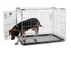 Клетка для собак Savic DOG RESIDENCE 91, размер 2, размер 91х61х71см.