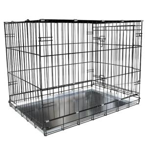 Клетка для собак Triol Yongli, размер 91.5х62х70см.