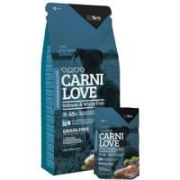 Фотография товара Корм для собак Brit Carnilove Salmon & White Fish, 12 кг, лосось и мясо белой рыбы