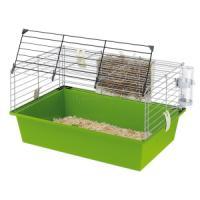 Фотография товара Клетка для грызунов Ferplast Cavie 60, 2.17 кг, размер 58х38х31.5см.
