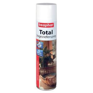 Спрей для обработки помещений Beaphar Total, 400 мл
