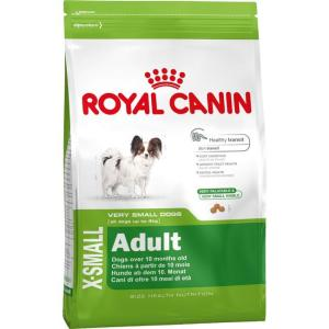 Корм для собак Royal Canin X-Small Adult, 1.5 кг