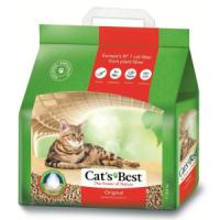 Фотография товара Наполнитель для кошачьего туалета Cat's Best Original, 5.2 кг