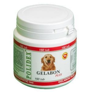 Витамины для собак Polidex Gelabon