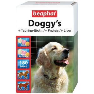 Витамины для собак Beaphar Doggy's Mix, 180 таб.