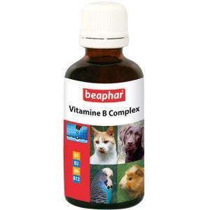 Витамины для животных Beaphar Vitamine B Complex , 50 г, 50 мл
