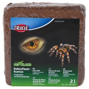 Кокосовый субстрат для террариумов Trixie Coco Soil