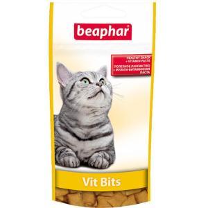Лакомство для кошек Beaphar Vit Bits, 35 г