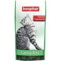 Фотография товара Лакомство для кошек Beaphar Catnip Bits, 35 г