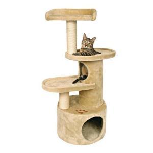 Домик когтеточка для кошек Trixie Oviedo, бежевый