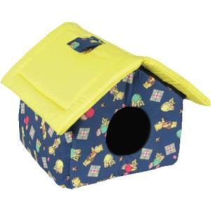 Домик для кошки Зооник 22139, размер 38х37х31см.