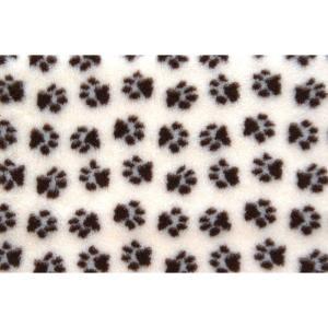 Лежак для собак и кошек ProFleece Ltd, размер 100х160см., сливки/шоколад