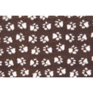 Лежак для собак и кошек ProFleece Ltd, размер 100х160см., шоколад/крем