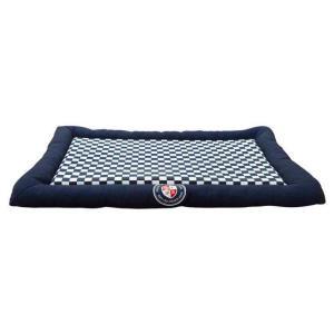 Лежак для собак Fauna International Mark Blue S, размер 40х60см.
