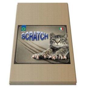 Запчасти для когтеточки Georplast Scratch, размер 20см., цвета в ассортименте