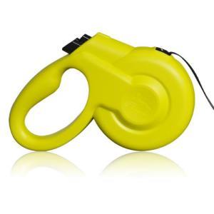 Поводок-рулетка для собак Fida Styleash, желтый